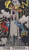 tarot a torony